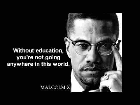 education-malcom-x